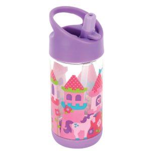 Stephen Joseph Flip Top Bottle Princess