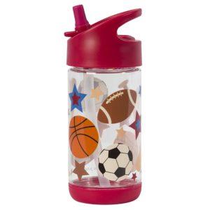 Stephen Joseph Flip Top Sports Water Bottle