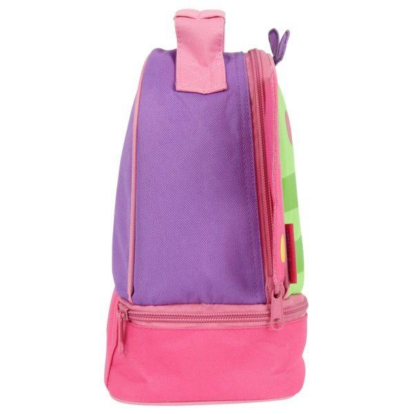 Stephen Joseph Girls Lunch bag, Green Butterfly