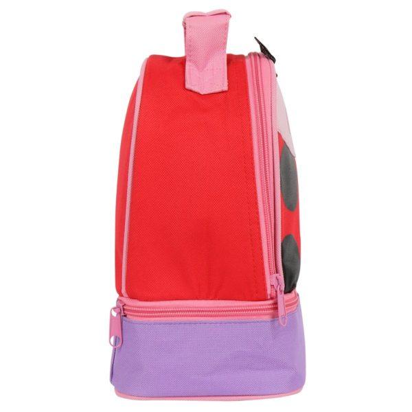Stephen Joseph Girls Lunch bag, Ladybug