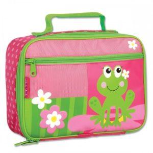 Stephen Joseph Lunch Box Girl Frog