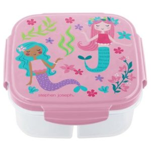 Stephen Joseph Lunch Box With Ice Pack Mermaid