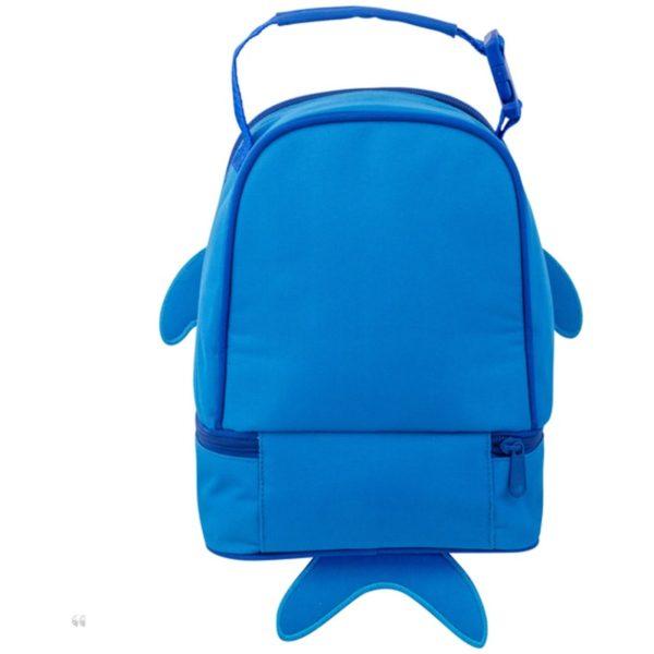 Stephen Joseph Lunch bag- Blue Shark
