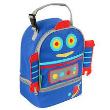 Stephen Joseph Lunch bag, Robot