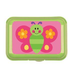 Stephen Joseph Snack Box Butterfly