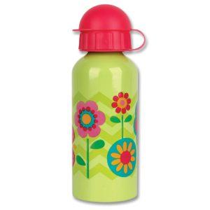 Stephen Joseph Stainless Steel Water Bottle Flower
