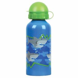 Stephen Joseph Stainless Steel Water Bottle Shark