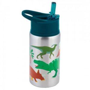 Stephen Joseph Stainless Steel Water Bottles Dino