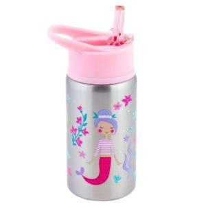 Stephen Joseph Stainless Steel Water Bottles Mermaid