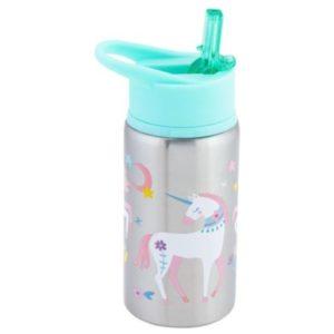 Stephen Joseph Stainless Steel Water Bottles Unicorn