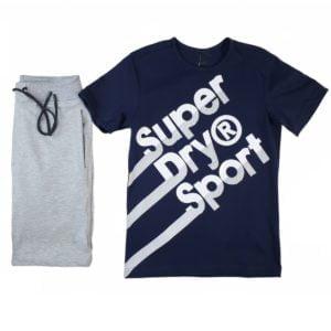 Unicorn Super Dry Pajama Blue Black
