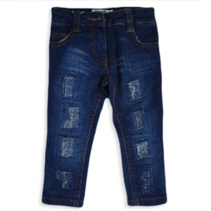 Giggles Jeans Blue Black