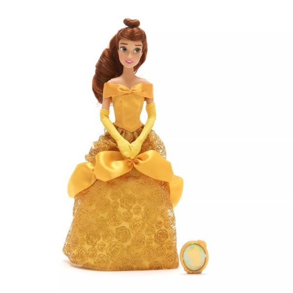 Belle Classic Doll, Beauty and the Beast Disney Store
