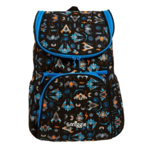 Good Vibes Access School Backpack Games Print Smiggle