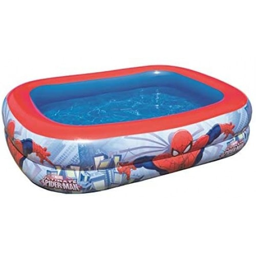 Bestway Kids Swimming Pool 201 x 150 x 51 cm Spiderman