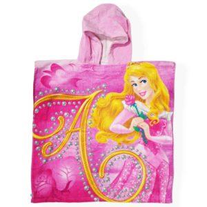 Princess Poncho Pink EL Magd