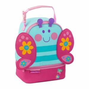 stephen joseph butterfly lunch box