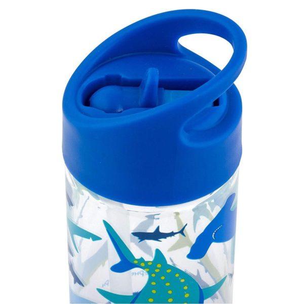 Stephen Joseph Flip Top Bottle Shark