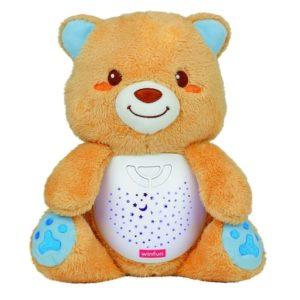 2 in 1 Starry Lights Bear Winfun