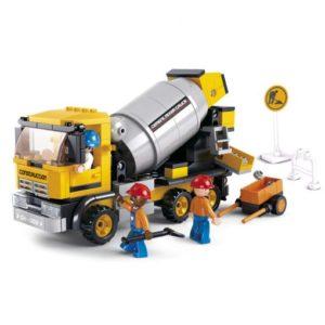 Town Concrete mixer Sluban