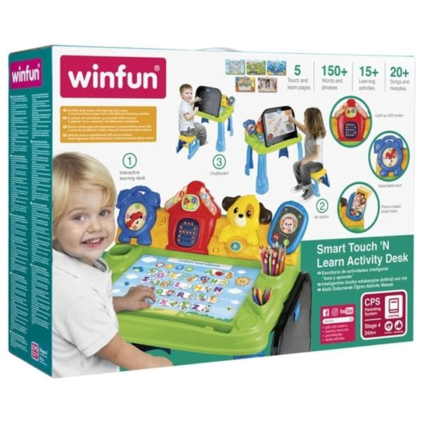 Smart Touch 'N Learn Activity Set Winfun