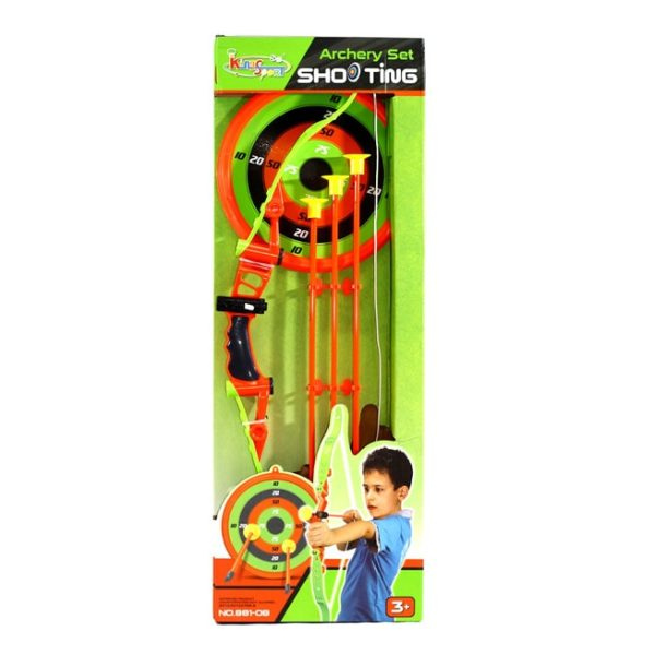 Archery Set Shooting King Sport  881-08