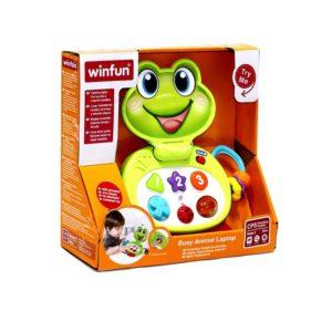 Busy Froggy Laptop Winfun