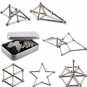 Chocozone Pack of 36 Magnetic Sticks .27 Steel Balls