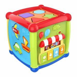 Fancy Cube With Light Music 11 Blocks Huanger