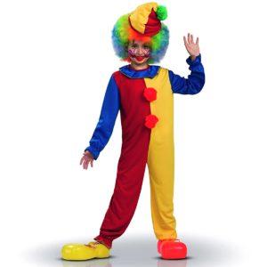 Fancy Dress Costume Clown