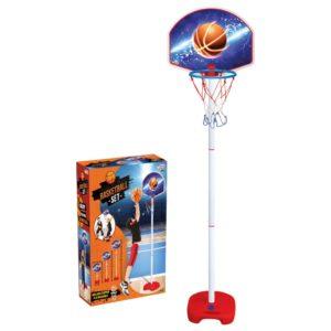 Footed Basketball Set Dede