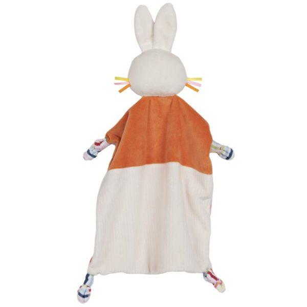 GUND Baby Tinkle Crinkle Bunny 13 Inch Plush Blanket