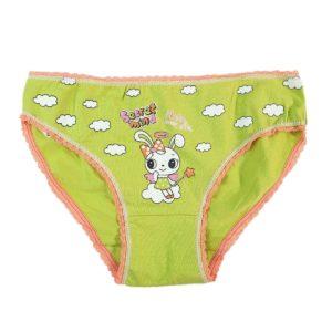 Girls Brief Panti Green