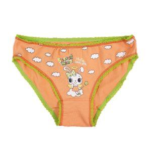 Girls Brief Panti Orange
