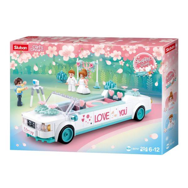 Girl's Dream - Limousine Sluban