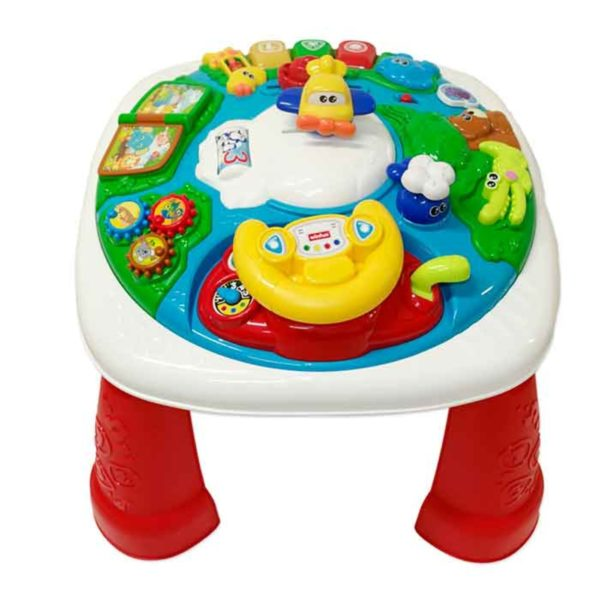 Globetrotter Activity Table Winfun