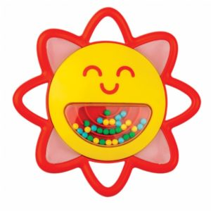 Glow 'N Slide Rattle with Melodies Sun Winfun