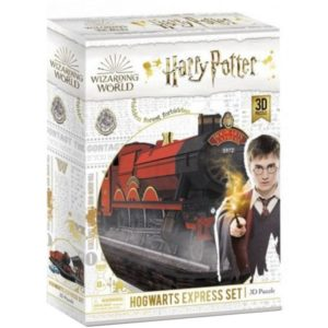Hogwarts Express 3D Puzzle 180 Piece by Cubic Fun