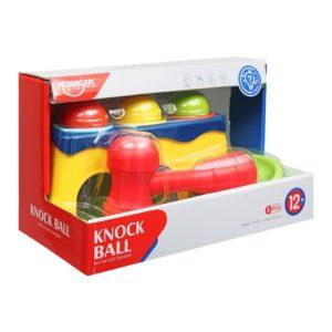 Knock Ball 5 Pcs Happy World Huanger