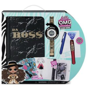 L.O.L Surprise OMG Da Boss Fashion