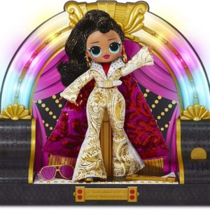 L.O.L Surprise OMG Remix Jukebox Doll with Token and Accessories