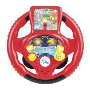 Light 'N Sounds Steering Wheel Winfun