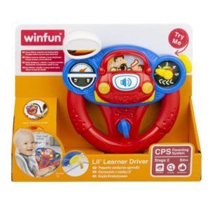 Lil' Learner Driver Winfun