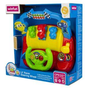 Lil' Racer Steering Wheel Winfun
