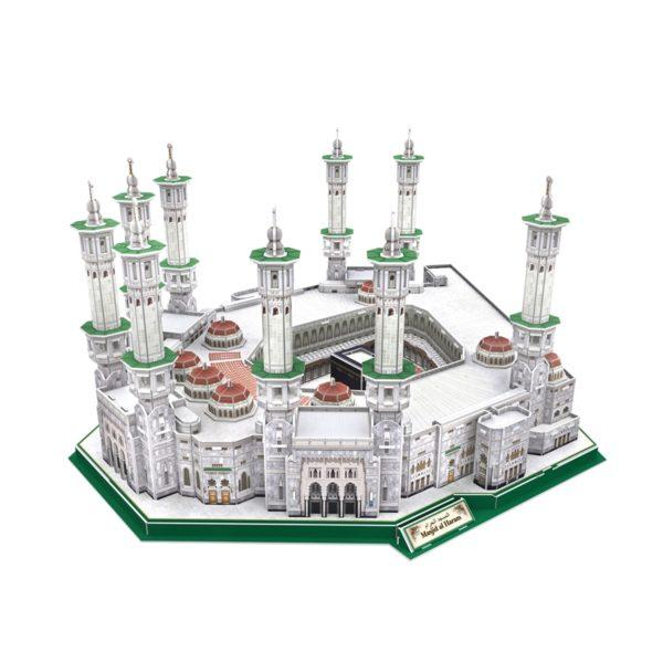 Masjid Al Haram 3D Puzzle