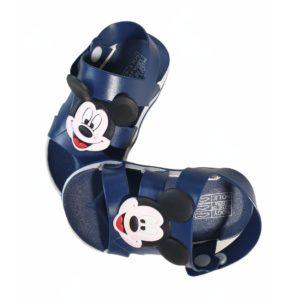 Mickey kids Sandal blue black