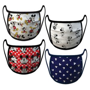 Minnie Mouse Cloth Face Mask Set Disney