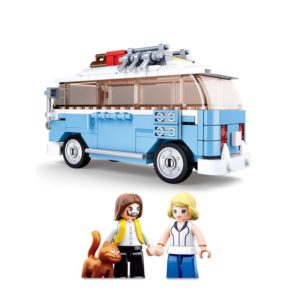 Model Bricks Campervan 227pcs Sluban