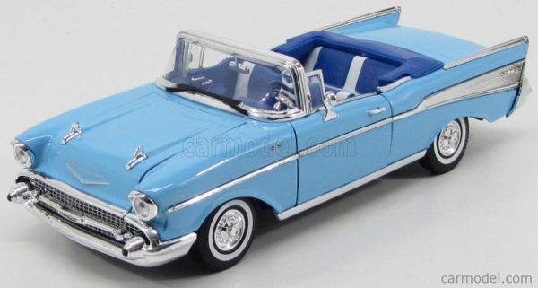 موتور ماكس تايمأقل كلاسيكيات 1957 تشيفي بيل