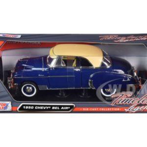 Motormax 1950 Chevy Bel Air Diecast Model